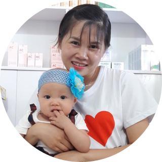 Chị Nguyễn Hà (Giáo viên)