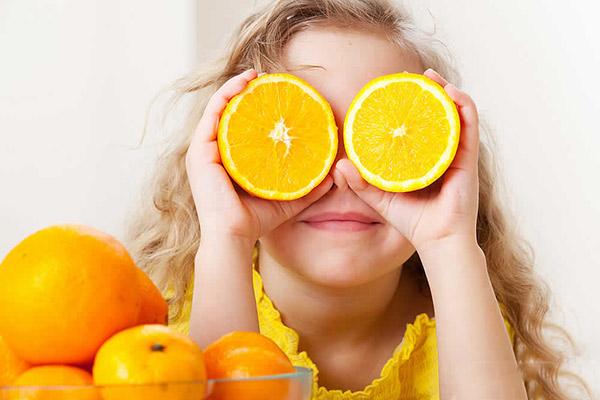 5 lợi ích ấn tượng của Vitamin C với sức khỏe của trẻ