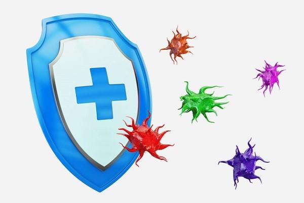 Hệ miễn dịch bao gồm máu và các bạch huyết