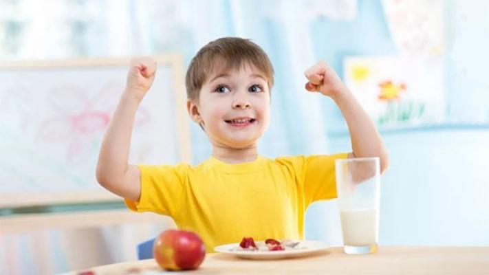 Top 5 Sự thật thú vị về hệ thống miễn dịch của bé và cách tăng cường